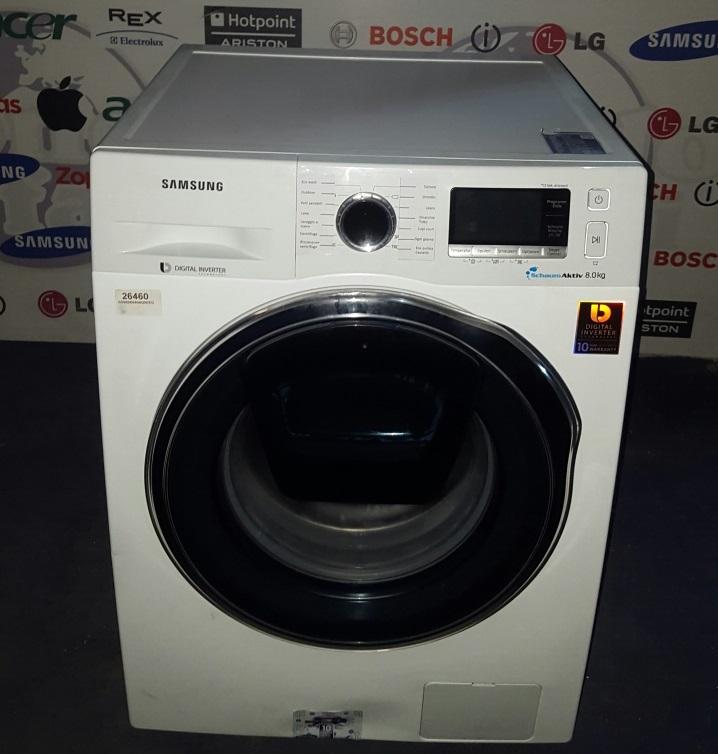 Lavatrice Samsung Ww80k6404qw Ww80k6414qw Addwash 8 Kg