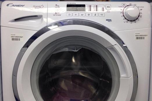 Lavatrice candy gsv149dh3q 9 kg 1400 giri carico frontale for Motore inverter lavatrice