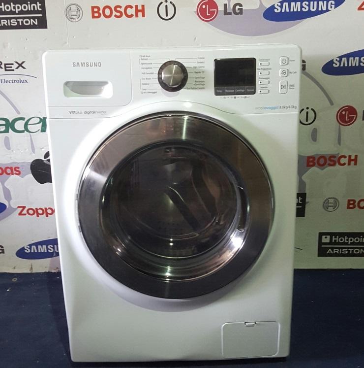 Lavasciuga samsung lava e asciuga lavatrice for Lavasciuga samsung